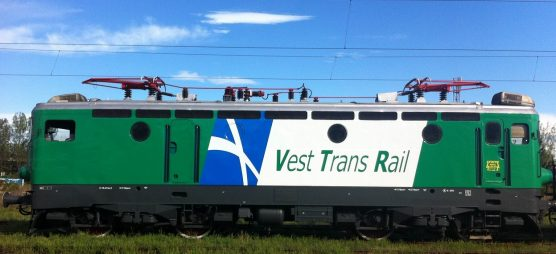 Locomotiva Electrică LE 3400 kW